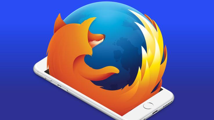 Firefox 5.0 trae grandes mejoras para iOS
