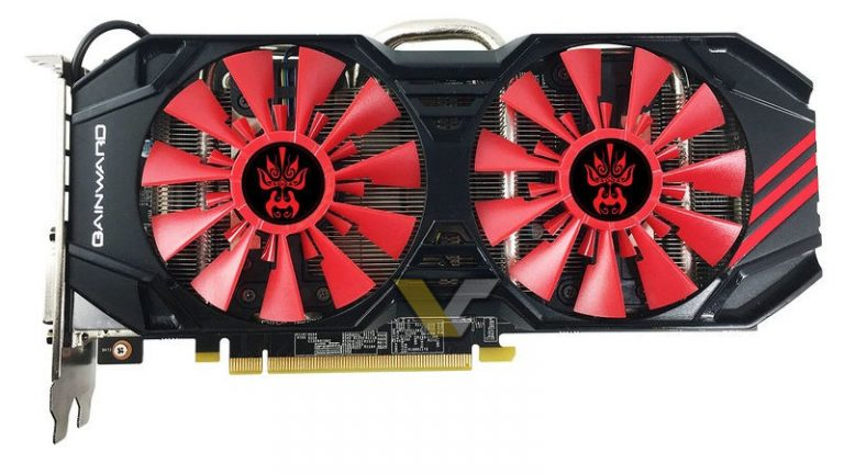 Gainward GeForce GTX 1060 Gale
