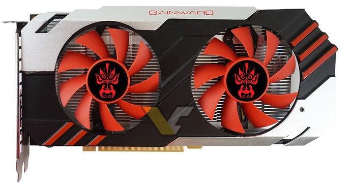 Gainward GeForce GTX 1060 Herd