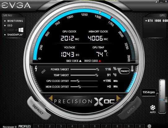 GeForce GTX 1060 es más lenta que la Radeon RX 480 5