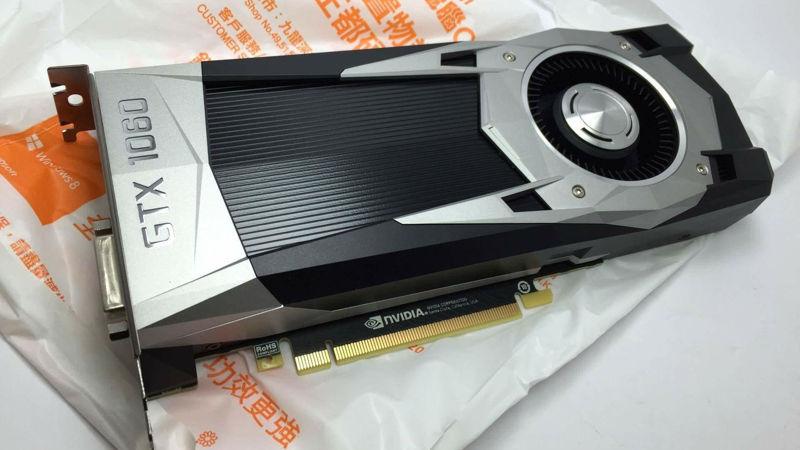 GeForce GTX 1060 llegará en dos versiones diferentes y sin SLI