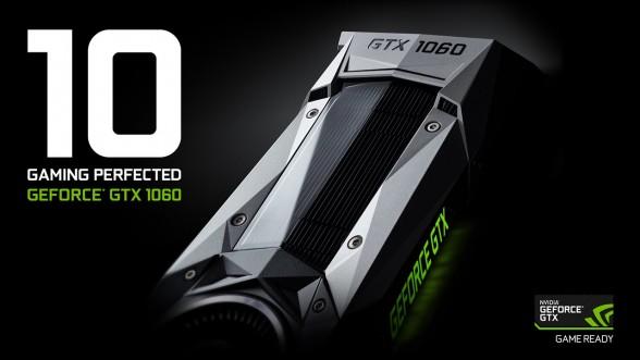 GeForce GTX 1060 se enfrenta a sus rivales en vídeo