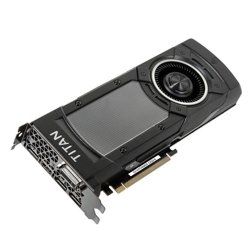 GeForce GTX Titan P será mostrada en la Gamescom
