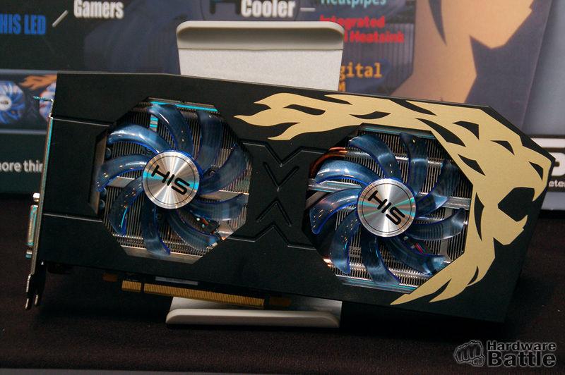 HIS Radeon RX 480 IceQ X2 Roaring nueva tarjeta personalizada basada en Polaris 10