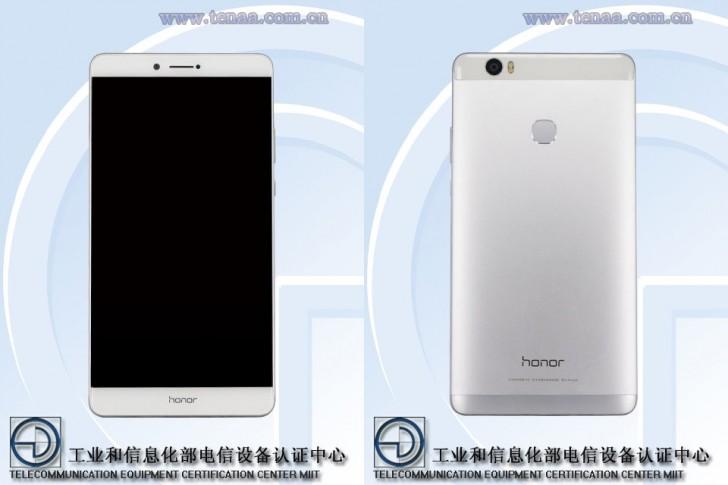 Huawei Honor V8 Max con pantalla de 6,6 pulgadas