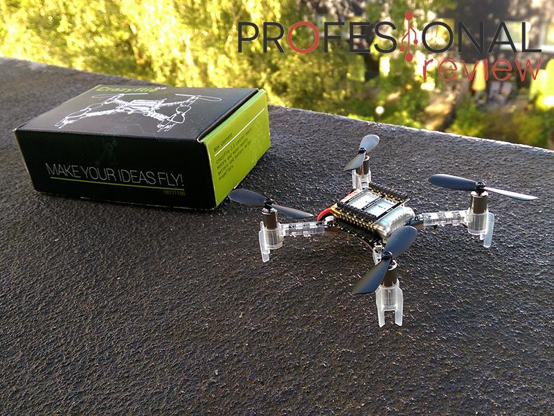 Photo of Bitcraze Crazyflie 2.0 Review | ¿Un dron para programar?