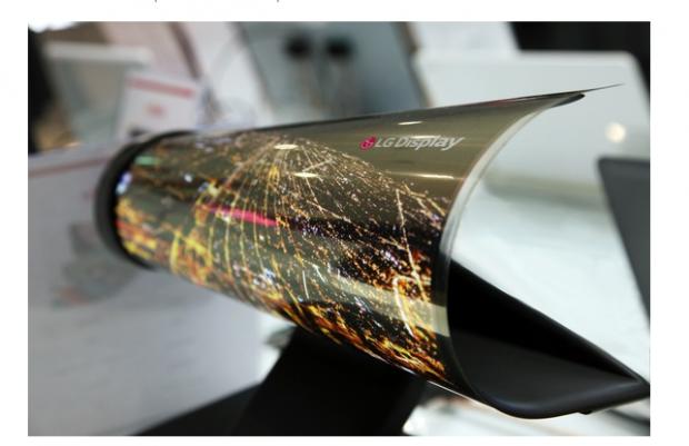 LG lanzará smartphones con pantallas flexibles en 2017