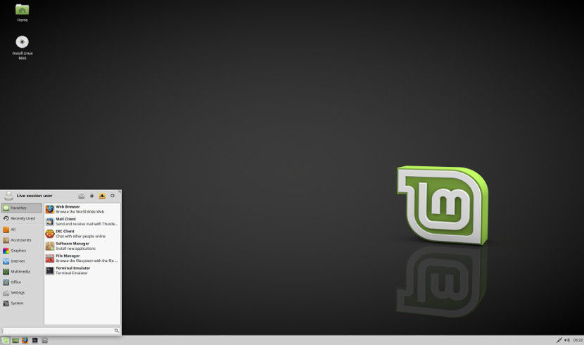 Linux Mint 18 Xfce beta ya disponible