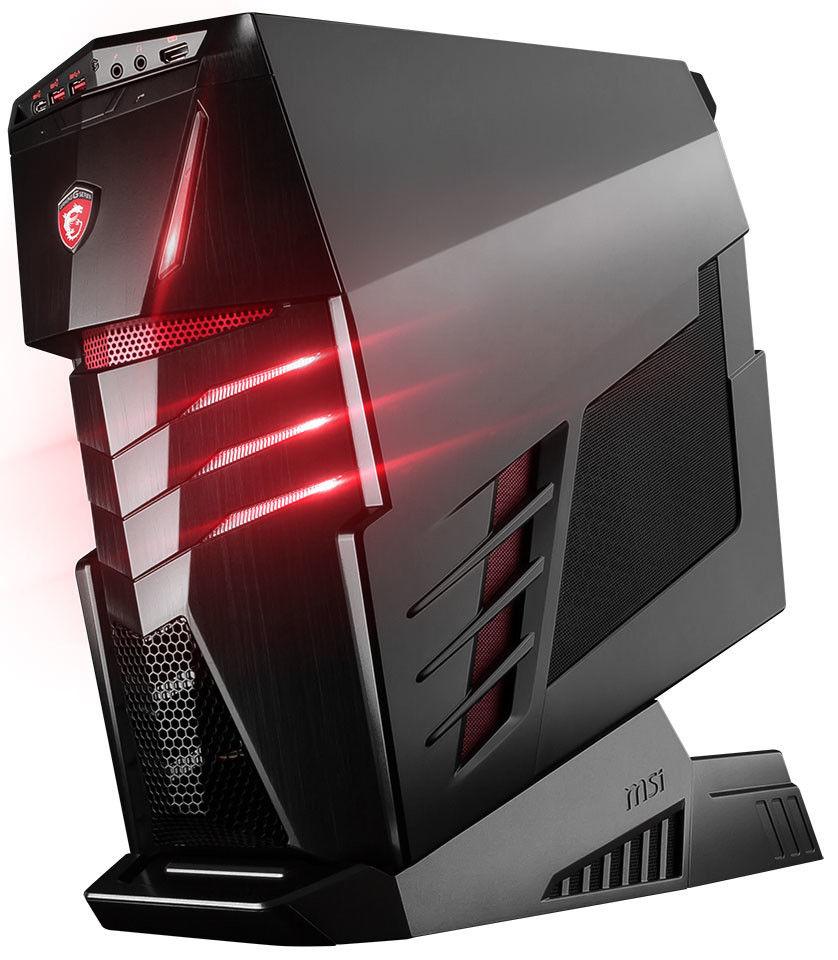MSI Aegis Ti, nuevo equipo gaming con GeForce GTX 1080