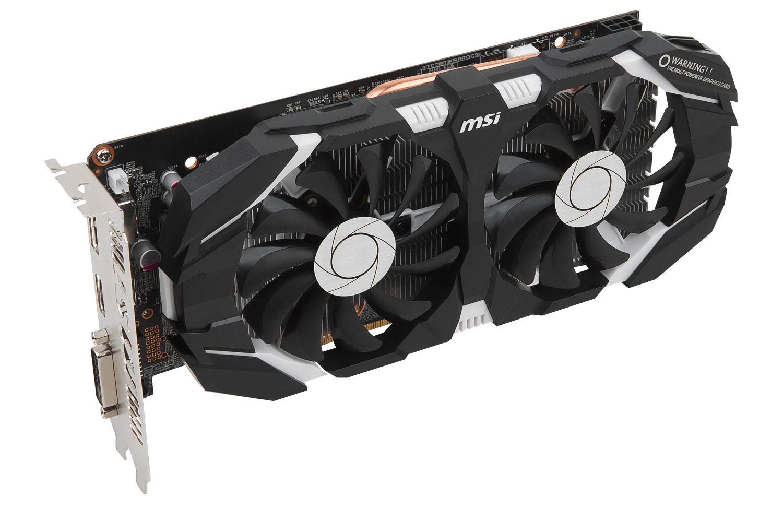 MSI GeForce GTX 1060 6GTOC en imágenes 3