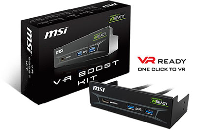 Photo of MSI VR BOOST KIT te ayuda con la realidad virtual en tu PC