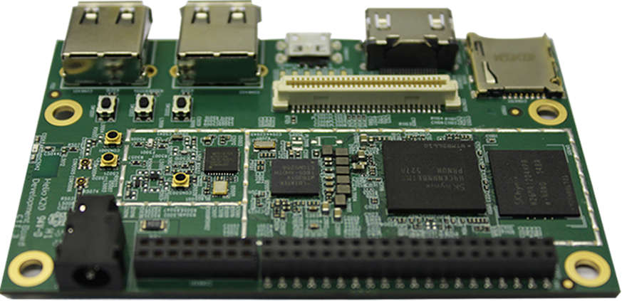 MediaTek tiene una placa de desarrollo con Helio X20