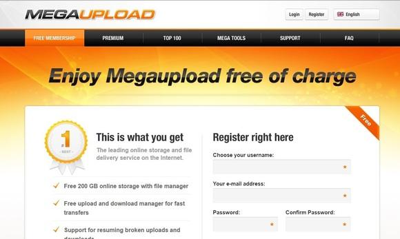 Megaupload 2.0 se estrenará en Enero