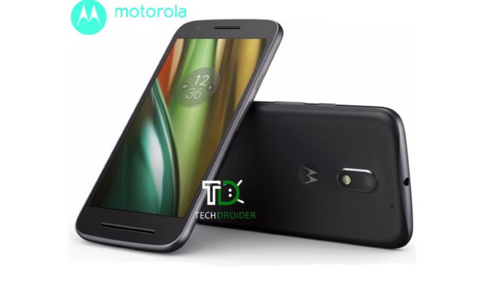 Photo of Motorola Moto E3 filtrados con todos sus detalles