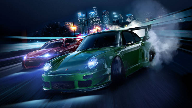 Need for Speed ahora gratis durante 10 horas en Origin