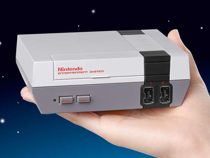 Nintendo Classic Mini no tendrá conexión a la red ni la posibilidad de instalar más juegos