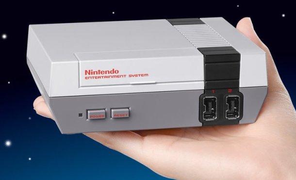 Nintendo NES vuelve a la vida en Noviembre