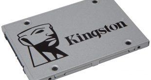 Nuevos SSD Kingston UV400 anunciados 2