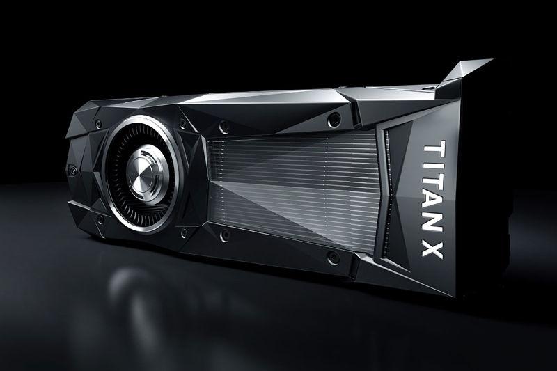Nvidia GeForce GTX TITAN X Pascal anunciada