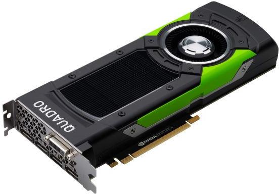 Nvidia Quadro P6000 con el núcleo Pascal GP102 anunciada