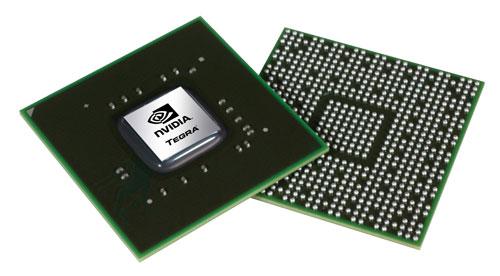 Nvidia mostrará un nuevo chip Tegra en Agosto