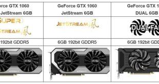 Palit introduce su serie GeForce GTX 1060 JetStream