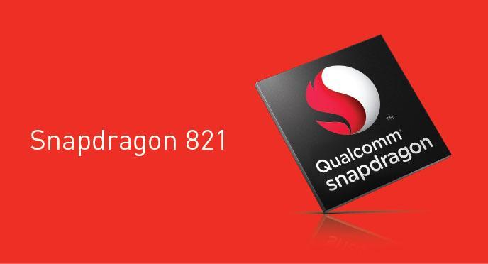 Qualcomm Snapdragon 821 es anunciado