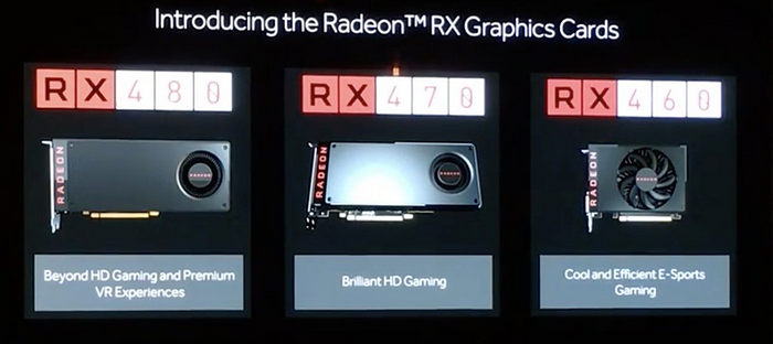 RX 470 RX 460 3