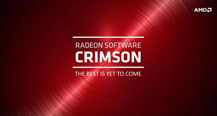 Radeon Crimson 16.7.3