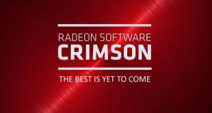 Radeon Software Crimson Edition 16.7.2 WHQL para recibir RX 480 custom