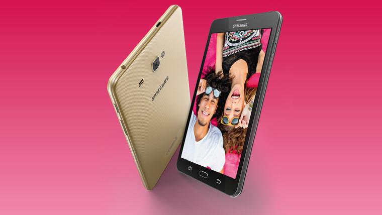 Photo of Samsung Galaxy J Max con pantalla de 7 pulgadas