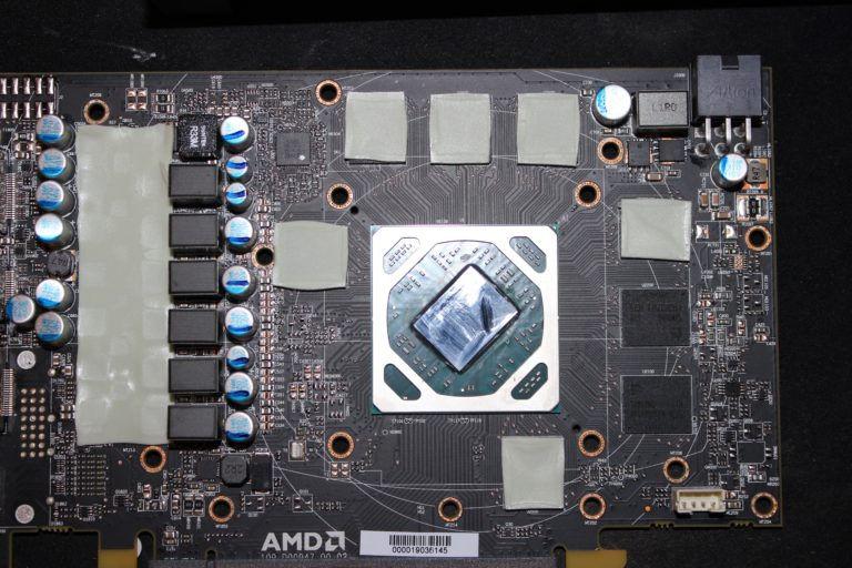 Se confirma que las Radeon RX 480 de 4 GB pueden mutar a 8 GB