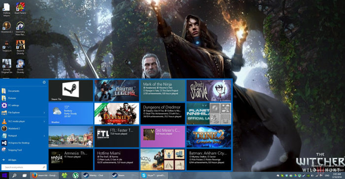 Steam Windows 10