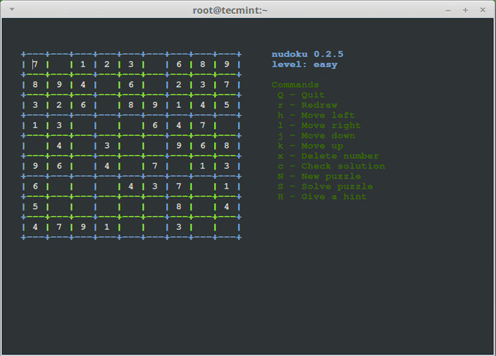 Terminal Linux Videojuegos 3