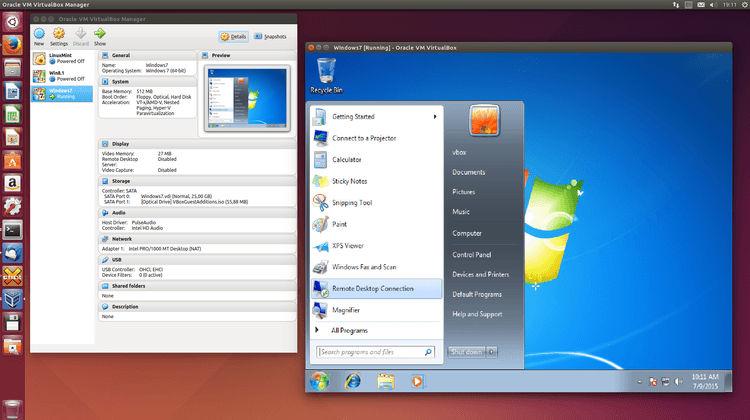 VirtualBox 5.1 con grandes mejoras para Linux