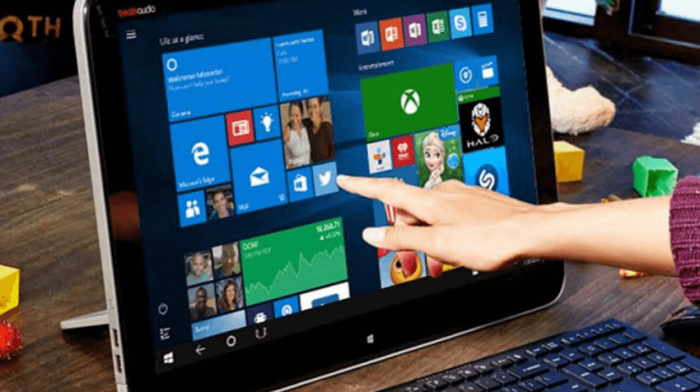 WINDOWS 10 CUENTA ATRAS ACT