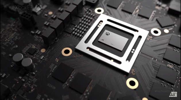 Xbox Scorpio utilizará una GPU entre Vega y Polaris
