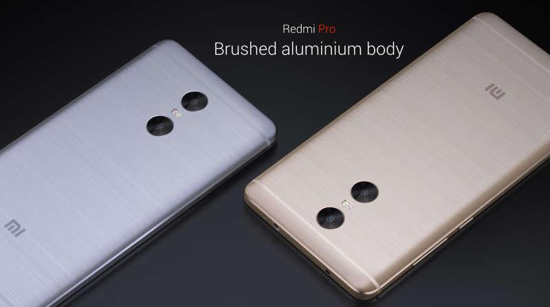 Xiaomi Redmi Pro anunciado oficialmente con pantalla AMOLED 1