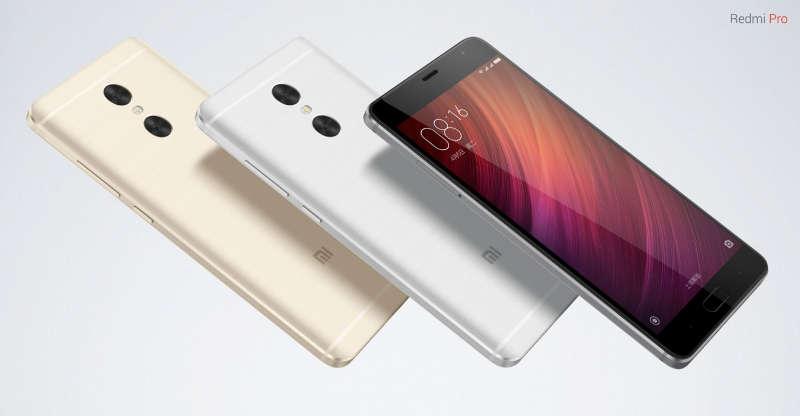 Xiaomi Redmi Pro anunciado oficialmente con pantalla AMOLED 3