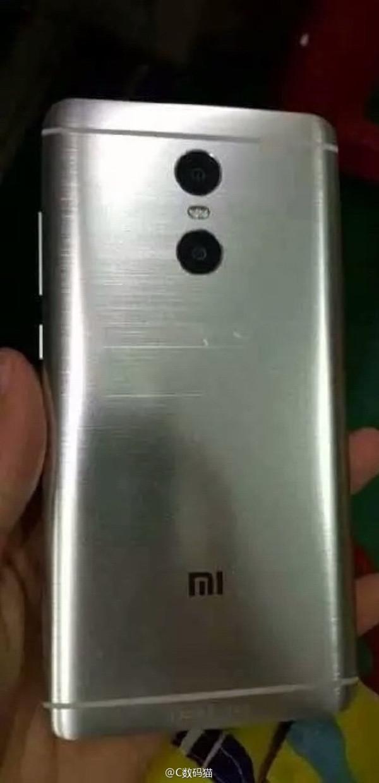 Xiaomi Redmi Pro con MediaTek Helio X25 y doble cámara