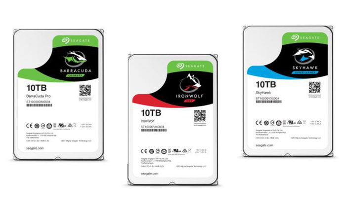 Photo of Seagate anuncia BarraCuda Pro de 10TB relleno con helio
