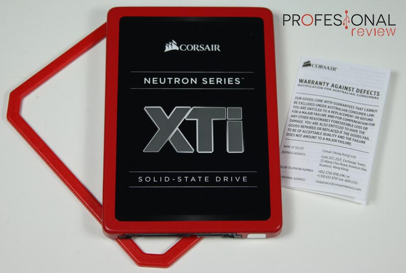 Corsair Neutron XTi review