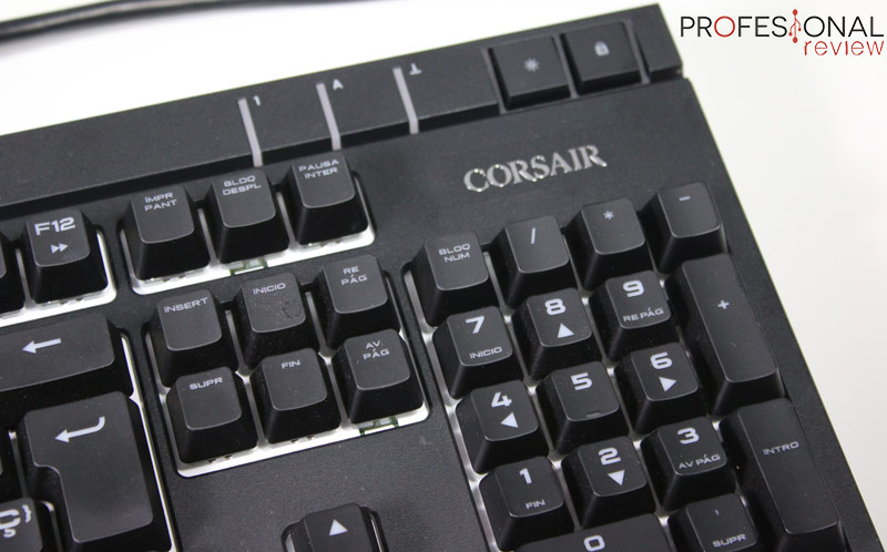 Corsair Strafe MX Silent