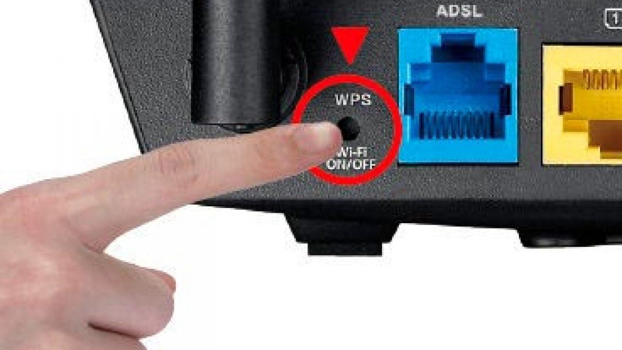 Qué es y para qué sirve el botón WPS