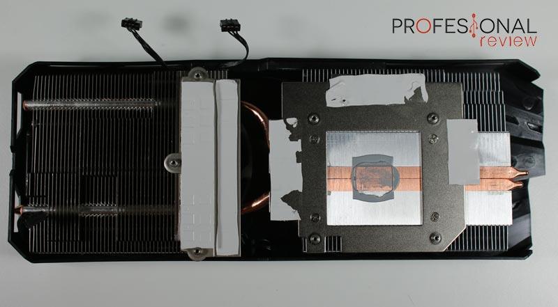 Gigabyte GTX 1060 G1 Gaming disipador