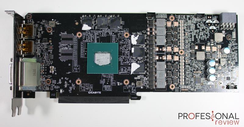 Gigabyte GTX 1060 G1 Gaming PCB