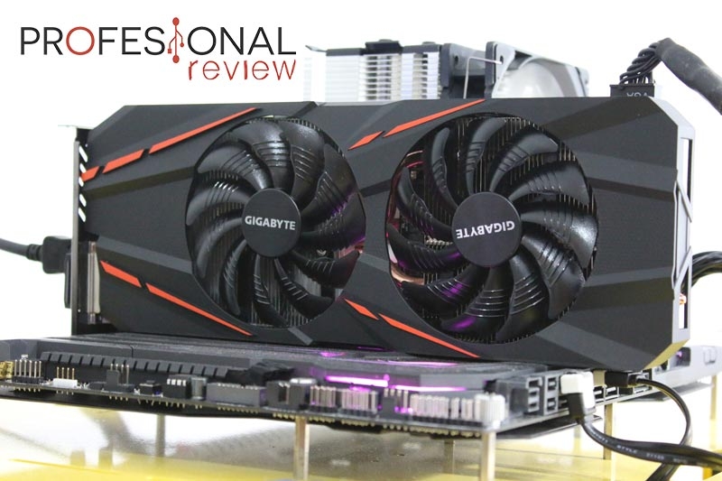 Gigabyte GTX 1060 G1 Gaming review