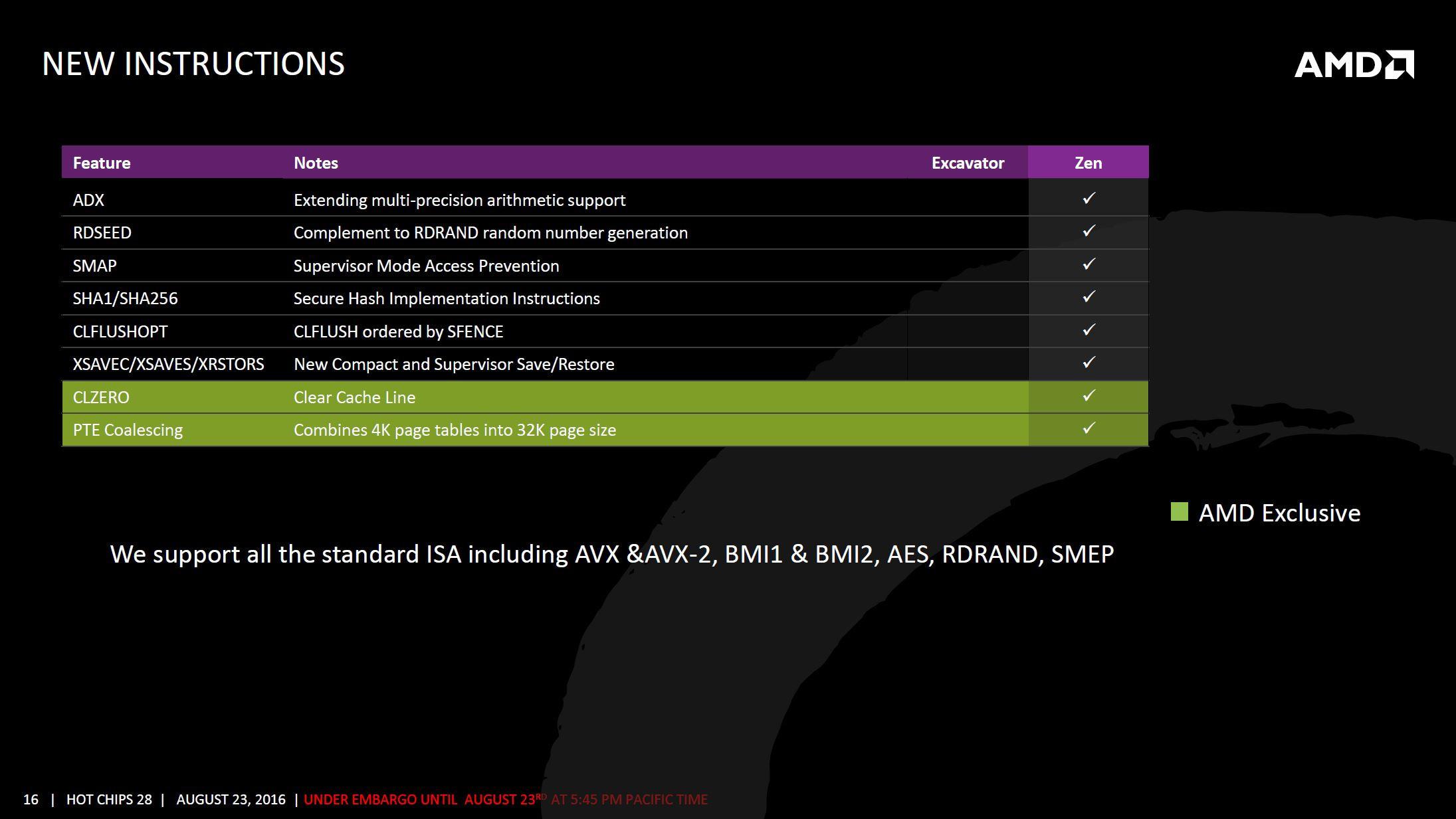 AMD detalla la mejora en el IPC de Zen 13