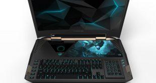 Acer Predator 21X, monstruoso portátil con pantalla curva 1
