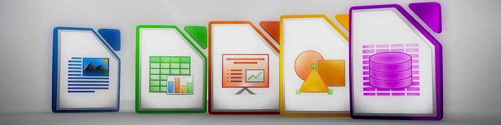 Aplicaciones Ofimaticas - LibreOffice